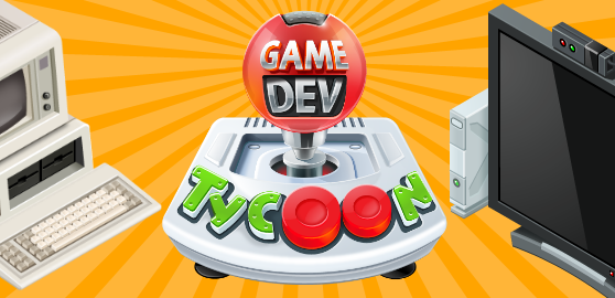 Game Dev Tycoon cover art