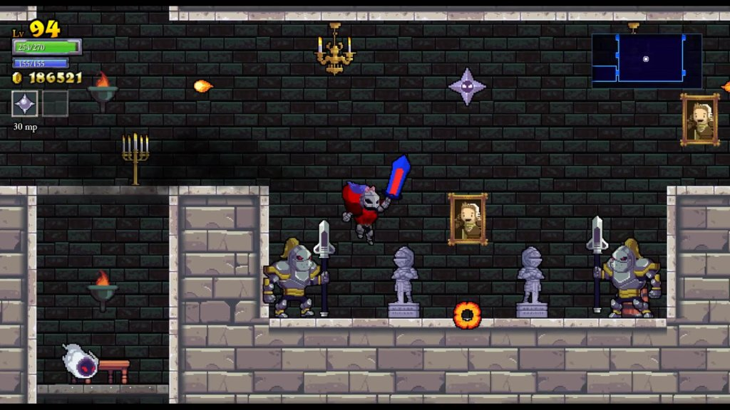Rogue Legacy Gameplay