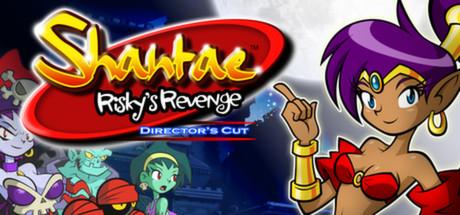 Shantae Risky's Revenge Director's Cut cover