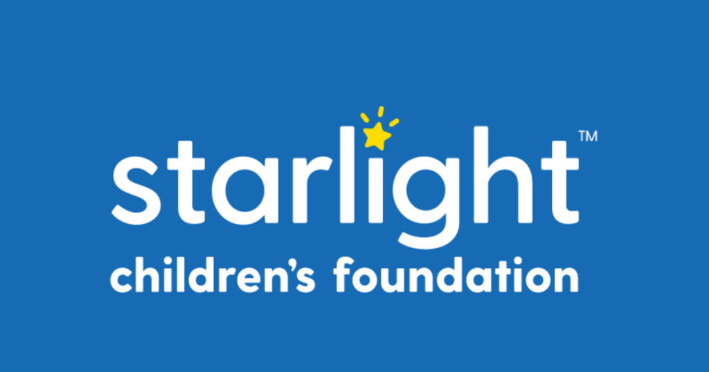 Starlight Children's Foundation Charity cover